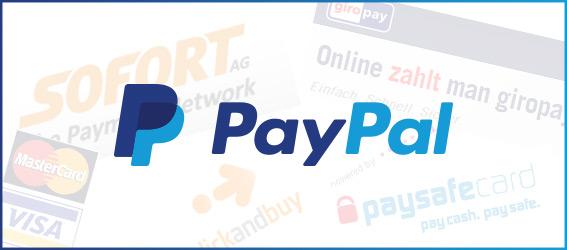 paypal weltweit
