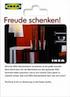 Geschenkkartenwelt.de - IKEA Geschenkkarte