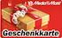 Geschenkkartenwelt.de - MediaMarkt Geschenkkarte